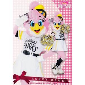 1 【ハニーホーク (ソフトバンク/Honeys)】BBM プロ野球チアリーダーカード2018 -華- レギュラー|jambalaya