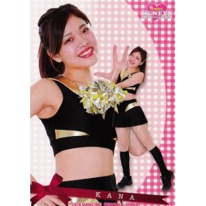 6 【KANA (ソフトバンク/Honeys)】BBM プロ野球チアリーダーカード2018 -華- レギュラー|jambalaya