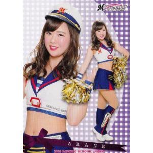 43 【AKANE (ロッテ/M☆Splash!!)】BBM プロ野球チアリーダーカード2018 -華- レギュラー|jambalaya