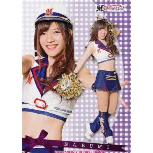 47 【NARUMI (ロッテ/M☆Splash!!)】BBM プロ野球チアリーダーカード2018 -華- レギュラー|jambalaya