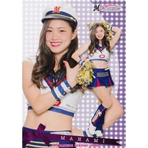 48 【MANAMI (ロッテ/M☆Splash!!)】BBM プロ野球チアリーダーカード2018 -華- レギュラー|jambalaya