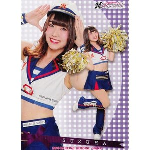 52 【SUZUHA (ロッテ/M☆Splash!!)】BBM プロ野球チアリーダーカード2018 -華- レギュラー|jambalaya