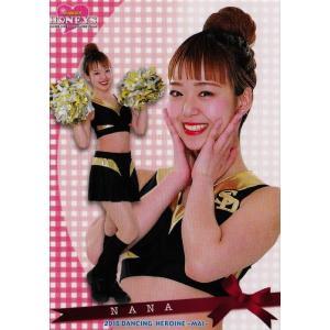 3 【NANA (ソフトバンク/Honeys)】BBM プロ野球チアリーダーカード2018 -舞- レギュラー|jambalaya