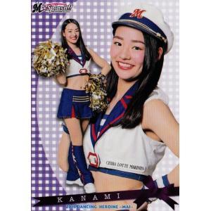 45 【KANAMI (ロッテ/M☆Splash!!)】BBM プロ野球チアリーダーカード2018 -舞- レギュラー|jambalaya