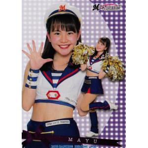 46 【MAYU (ロッテ/M☆Splash!!)】BBM プロ野球チアリーダーカード2018 -舞- レギュラー|jambalaya