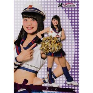 51 【RIO (ロッテ/M☆Splash!!)】BBM プロ野球チアリーダーカード2018 -舞- レギュラー|jambalaya