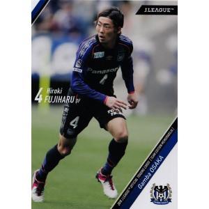5 【藤春廣輝】2018Jリーグカード TEメモラビリア ガンバ大阪 レギュラー|jambalaya