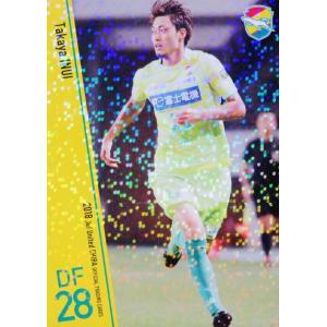 24 【乾貴哉】[クラブ発行]2018 ジェフ千葉 オフィシャルカード レギュラーパラレル|jambalaya