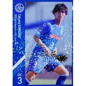 4 【浜崎拓磨】[クラブ発行]2018 水戸ホーリーホック オフィシャルカード レギュラーパラレル|jambalaya