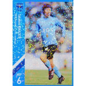 5 【中里崇宏】[クラブ発行]2018 横浜FC オフィシャルカード レギュラーパラレル jambalaya
