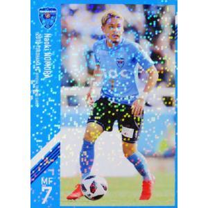 6 【野村直輝】[クラブ発行]2018 横浜FC オフィシャルカード レギュラーパラレル jambalaya