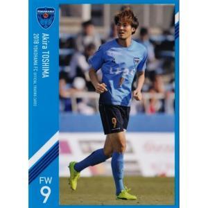 8 【戸島章】[クラブ発行]2018 横浜FC オフィシャルカード レギュラー jambalaya