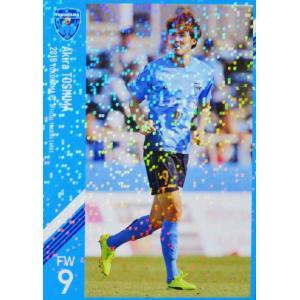 8 【戸島章】[クラブ発行]2018 横浜FC オフィシャルカード レギュラーパラレル jambalaya