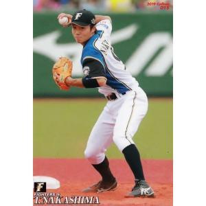 15 【中島卓也/北海道日本ハムファイターズ】カルビー 2019プロ野球チップス第1弾 レギュラー|jambalaya