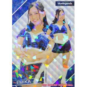 2 【EMIKA (西武/bluelegends)】BBM プロ野球チアリーダーカード2019 -舞- レギュラーホロパラレル|jambalaya