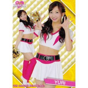 12 【YURI (ソフトバンク/Honeys)】BBM プロ野球チアリーダーカード2019 -舞- レギュラー|jambalaya