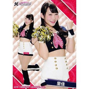 36 【里佳 (ロッテ/M☆Splash!!)】BBM プロ野球チアリーダーカード2019 -舞- レギュラー|jambalaya