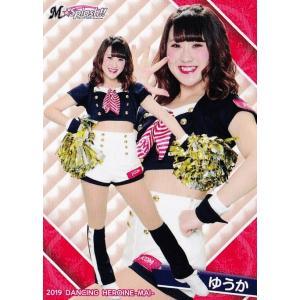 38 【ゆうか (ロッテ/M☆Splash!!)】BBM プロ野球チアリーダーカード2019 -舞- レギュラー|jambalaya