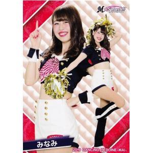 42 【みなみ (ロッテ/M☆Splash!!)】BBM プロ野球チアリーダーカード2019 -舞- レギュラー|jambalaya