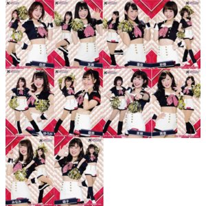 【ロッテ/M☆Splash!!】BBM プロ野球チアリーダーカード2019 -舞- レギュラーチームコンプリートセット 全10種|jambalaya