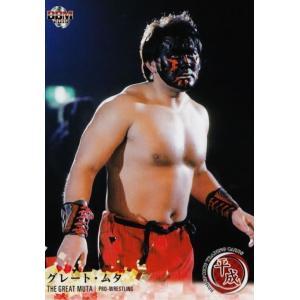 4 【グレート・ムタ/プロレス】BBM2019 スポーツトレーディングカード「平成」 レギュラー|jambalaya