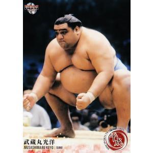 36 【武蔵丸光洋/大相撲】BBM2019 スポーツトレーディングカード「平成」 レギュラー|jambalaya