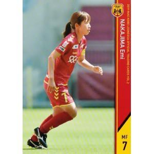 41 【中島依美】[クラブ発行]2019 INAC神戸レオネッサ オフィシャルカード VOL.2 レギュラー|jambalaya