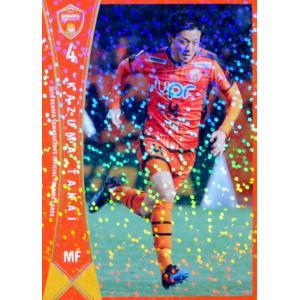 5 【高井和馬】[クラブ発行]2019 レノファ山口FC オフィシャルカード レギュラーパラレル jambalaya