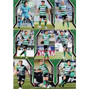 【松本山雅FC】2019 Jリーグオフィシャルカード [レギュラー/チームコンプリートセット] 全9種|jambalaya