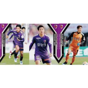 【京都サンガ】2019 Jリーグオフィシャルカード [レギュラー/チームコンプリートセット] 全3種|jambalaya