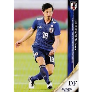 9 【塩谷司/アルアイン】2019 サッカー日本代表 スペシャルエディション レギュラー [日本代表]|jambalaya