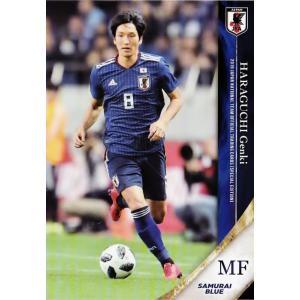 25 【原口元気/ハノーファー96】2019 サッカー日本代表 スペシャルエディション レギュラー [日本代表]|jambalaya