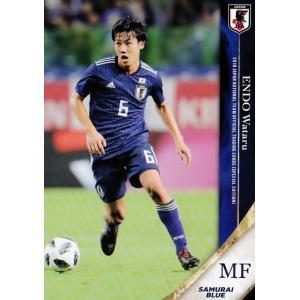 30 【遠藤航/シントトロイデンVV】2019 サッカー日本代表 スペシャルエディション レギュラー [日本代表]|jambalaya