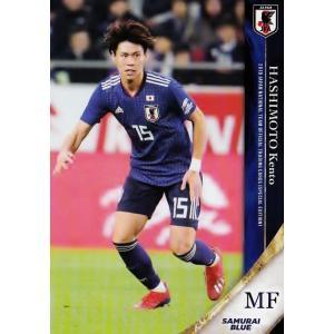 32 【橋本拳人/FC東京】2019 サッカー日本代表 スペシャルエディション レギュラー [日本代表]|jambalaya
