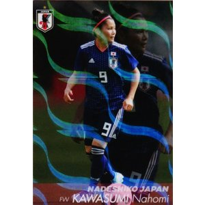 NJ15 【川澄奈穂美/シアトル・レイン】カルビー 2019 サッカー日本代表チップス レギュラー [なでしこジャパン]|jambalaya