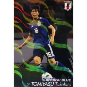 SB04 【冨安健洋/シントトロイデンVV】カルビー 2019 サッカー日本代表チップス レギュラー [日本代表]|jambalaya