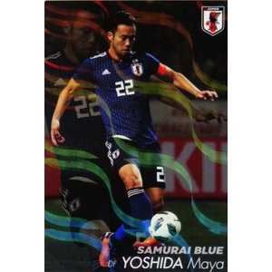 SB05 【吉田麻也/サウサンプトン】カルビー 2019 サッカー日本代表チップス レギュラー [日本代表]|jambalaya