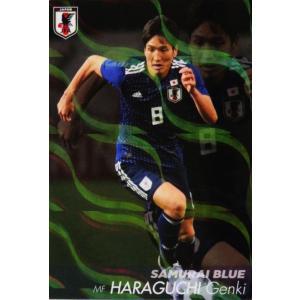 SB11 【原口元気/ハノーファー96】カルビー 2019 サッカー日本代表チップス レギュラー [日本代表]|jambalaya