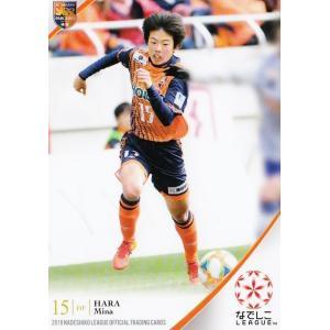 81 【原海七(ROOKIE)/AC長野パルセイロレディース】2019 なでしこリーグ オフィシャルカード レギュラー jambalaya