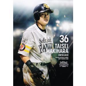 57 【牧原大成】2019 福岡ソフトバンクホークス ユーズドボールシリーズ レギュラー|jambalaya