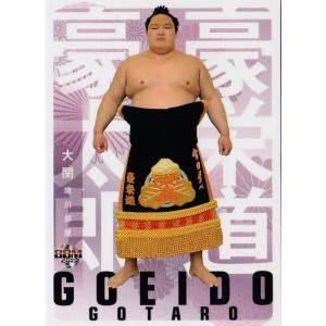 4 【豪栄道 豪太郎】BBM2019 大相撲カード 「風」 レギュラー|jambalaya