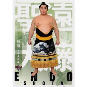 11 【遠藤 聖大】BBM2019 大相撲カード 「風」 レギュラー|jambalaya