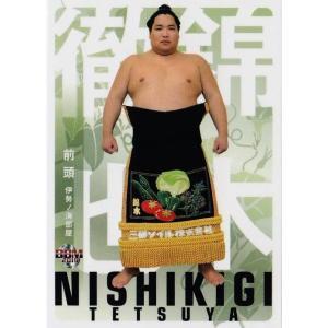 14 【錦木 徹也】BBM2019 大相撲カード 「風」 レギュラー|jambalaya