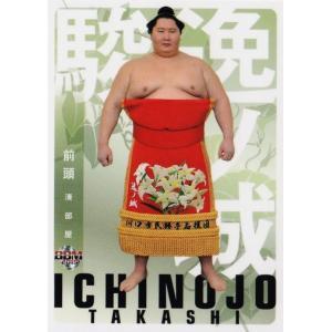 17 【逸ノ城 駿】BBM2019 大相撲カード 「風」 レギュラー|jambalaya