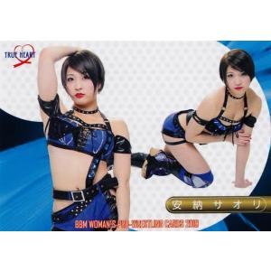 9 【安納サオリ】BBM 女子プロレスカード2019 TRUE HEART レギュラー|jambalaya
