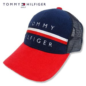 TOMMY HILFIGER GOLF トミーヒルフィガー ゴルフ メッシュ キャップ MESH C...