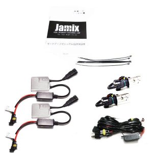 Cnlight HID キセノン 35W ACバラスト フルキット H4 スライド式 専用リレー付属|jamix