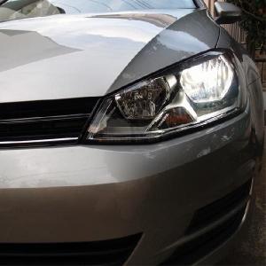 VW ゴルフ7用 ゴルフVII ヘッドライトHID化キット 2016モデルTOURAN対応 EKLIGHTモデル|jamix