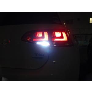 GOLFVII ゴルフ7 バックランプ用LED 球切れ警告灯キャンセラー内蔵 Canbus|jamix