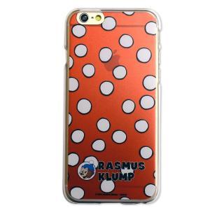 【ラスムス iPhone 6s/6 ケース(ドット)】|jammy-store